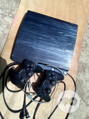 PS3 Slim+Two Pads+12 Games | Video Game Consoles for sale in Edo State, Benin City