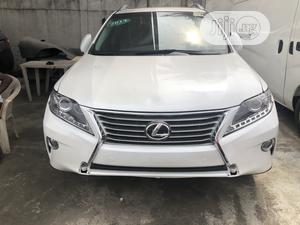 Lexus RX 2014 350 FWD White   Cars for sale in Lagos State, Maryland