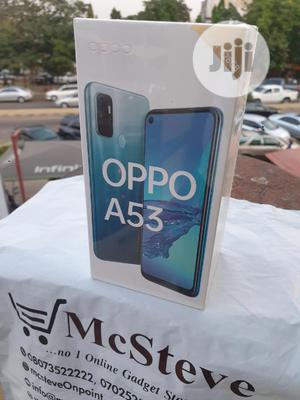 New Oppo A53 64 GB Blue | Mobile Phones for sale in Abuja (FCT) State, Wuse 2