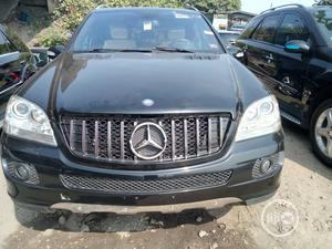 Mercedes-Benz M Class 2008 Black | Cars for sale in Lagos State, Apapa