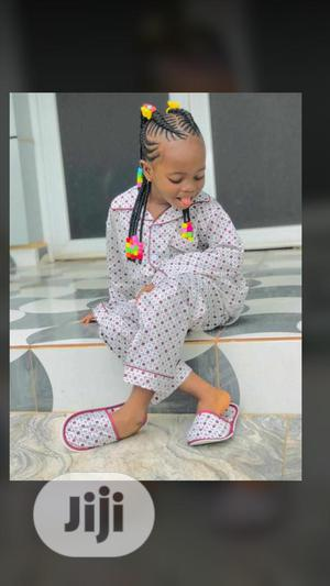 Unisex Kids Pyjamas With Slippers   Children's Clothing for sale in Lagos State, Apapa