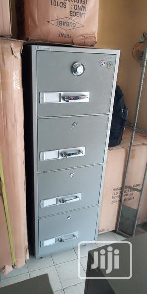 4 Drawers Fireproof Safe   Safetywear & Equipment for sale in Lagos State, Ikeja