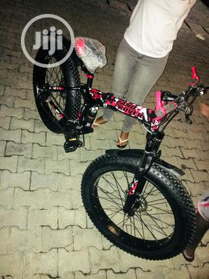 Bicycle With Automatic Suspension   Sports Equipment for sale in Abuja (FCT) State, Asokoro