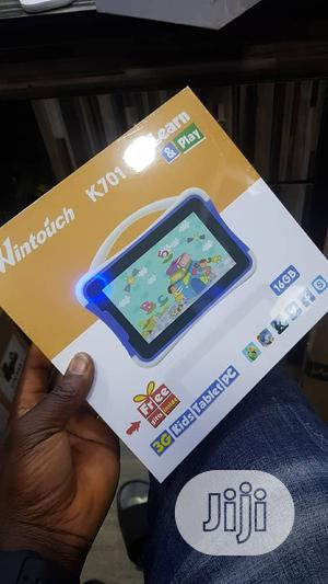 New Wintouch K701 16 GB Blue   Tablets for sale in Abuja (FCT) State, Wuse