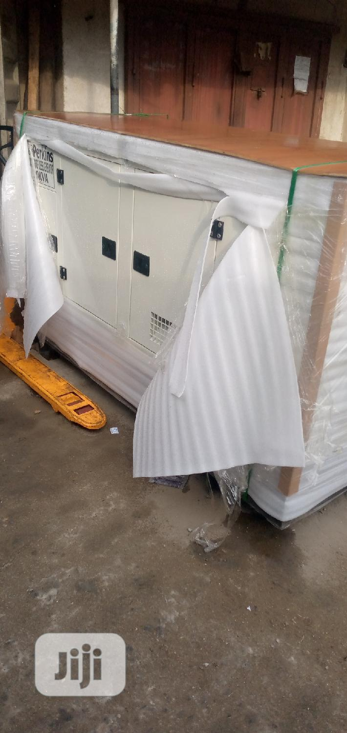 20KVA Perkins Sound Proof Diesel Generator | Electrical Equipment for sale in Isolo, Lagos State, Nigeria