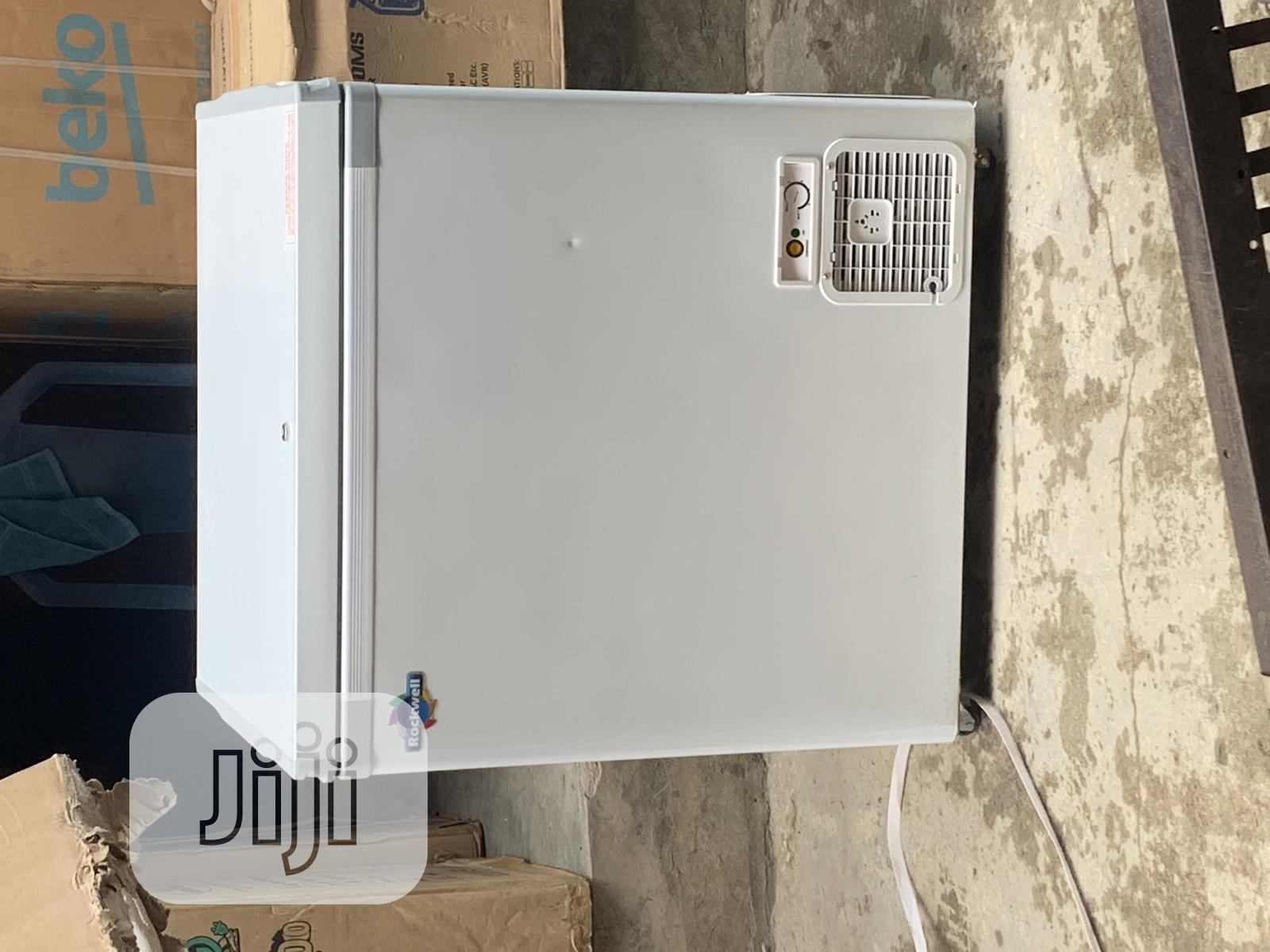 Archive: Rockwell Chest Freezer 300L