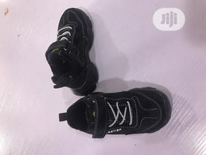 Black Canvas | Children's Shoes for sale in Rivers State, Port-Harcourt