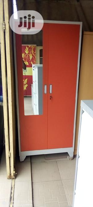 Quality Metal Cabinet Office Wardrobe | Furniture for sale in Abuja (FCT) State, Gwarinpa