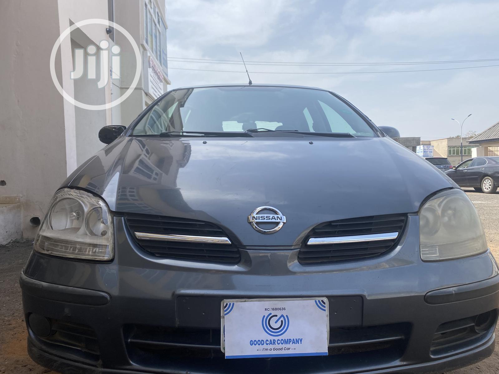 Archive: Nissan Almera 2005 Gray