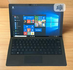 Microsoft Surface Pro 4 256 GB Gray | Tablets for sale in Lagos State, Lekki