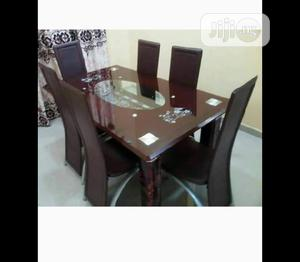 Glass Dinning Table | Furniture for sale in Lagos State, Ikorodu