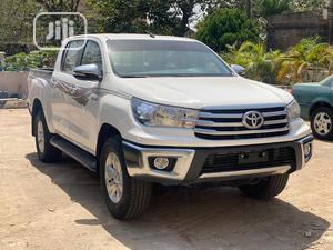 New Toyota Hilux 2019 SR 4x4 White | Cars for sale in Abuja (FCT) State, Central Business District