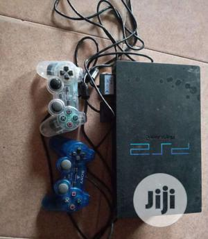 Play Station 2 Console With Pad, Memory Card, USB Complete | Video Game Consoles for sale in Lagos State, Magodo