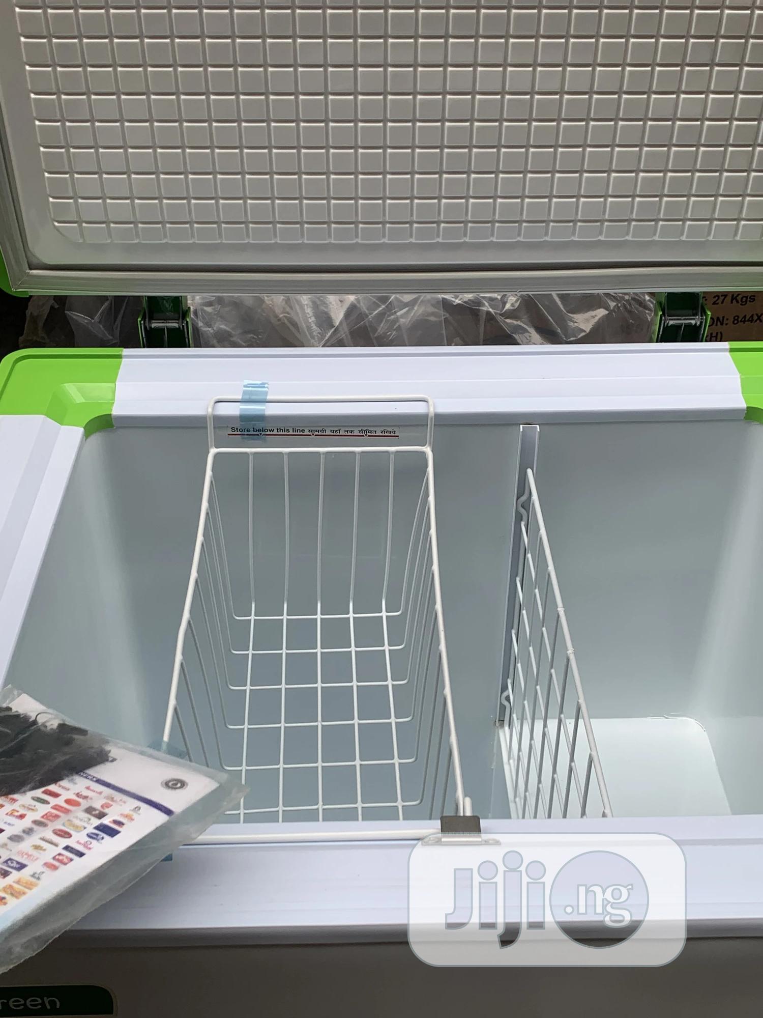 Archive: Rockwell Chest Freezer 300L (5years Warranty)