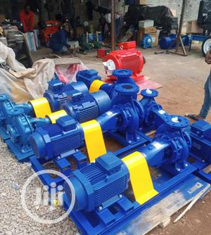 15hp Water Pump 6 By 4inches | Plumbing & Water Supply for sale in Lagos State, Ojo