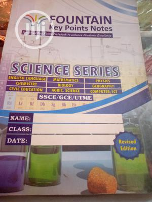 Science And Art SSCE And NECO Key Points | Child Care & Education Services for sale in Lagos State, Amuwo-Odofin