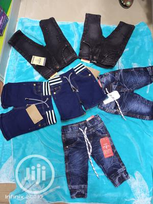 Girls Jeans And Short   Children's Clothing for sale in Lagos State, Ifako-Ijaiye