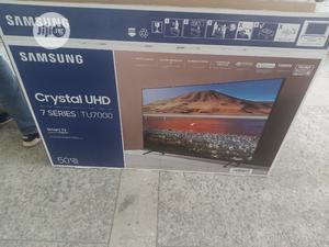 Samsung 4K Uhd Smart Television 2020 Model Ua50tu7000   TV & DVD Equipment for sale in Lagos State, Ikeja
