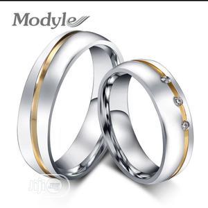 Modyle 2 Tone Couple Steel Set. | Wedding Wear & Accessories for sale in Delta State, Warri