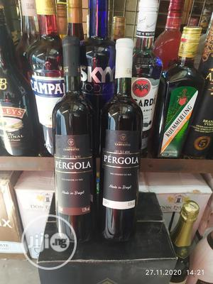 Pergola Red Wine   Meals & Drinks for sale in Lagos State, Ojo