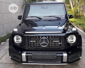 New Mercedes-Benz G-Class 2020 Base G 550 AWD Black | Cars for sale in Lagos State, Victoria Island