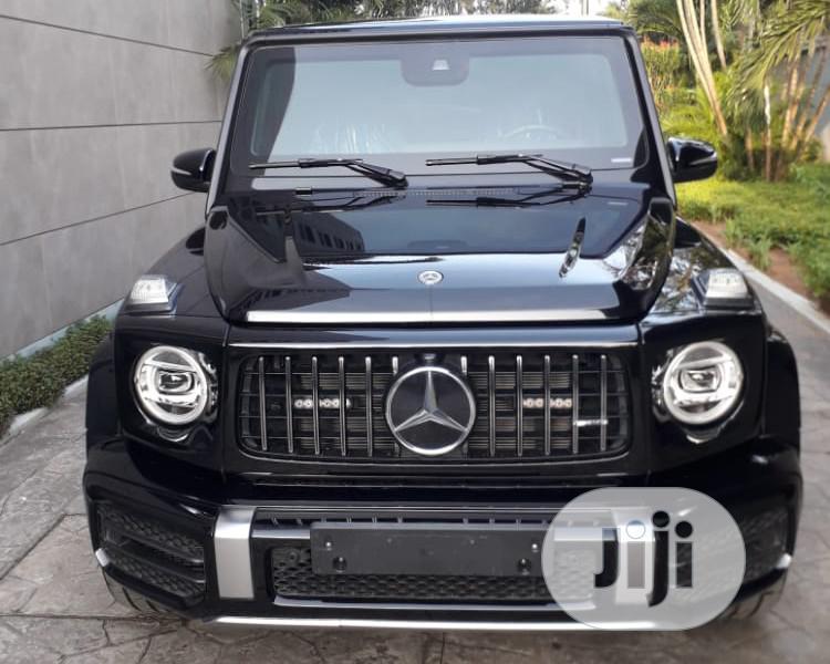 New Mercedes-Benz G-Class 2020 Base G 550 AWD Black