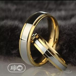 Knowles 2 Tone Steel Set. | Wedding Wear & Accessories for sale in Abuja (FCT) State, Garki 2