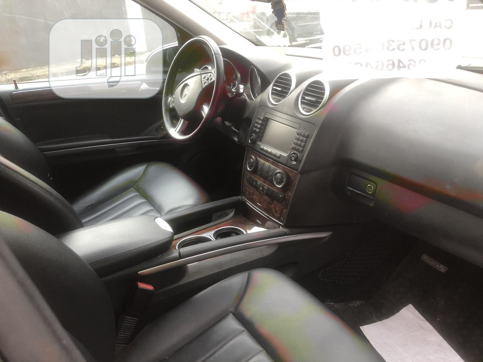 Mercedes-Benz M Class 2007 ML 500 4Matic Black | Cars for sale in Owerri, Imo State, Nigeria