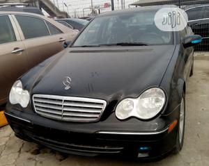 Mercedes-Benz C230 2007 Black | Cars for sale in Lagos State, Ajah