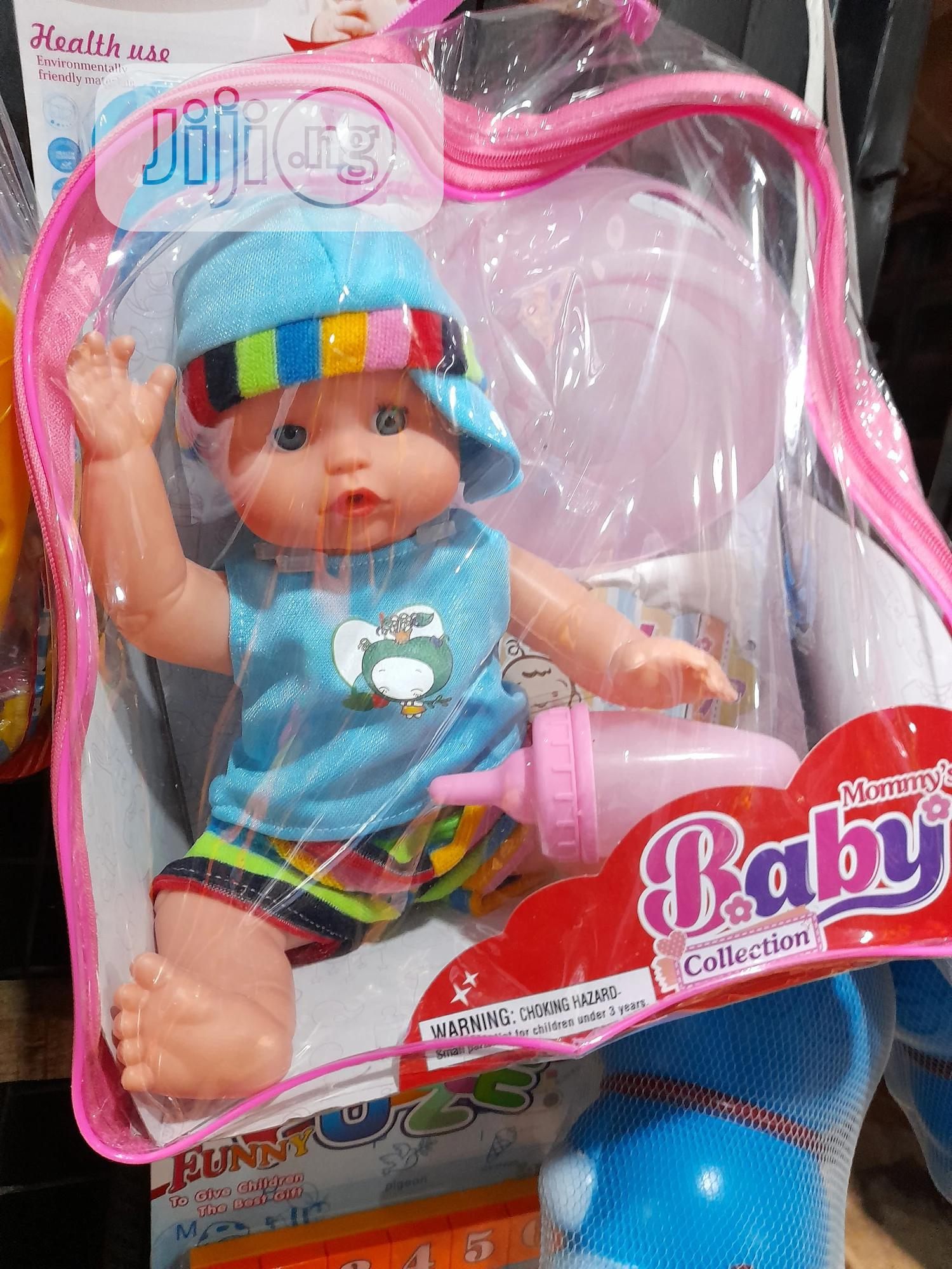 Mommy Baby Doll II