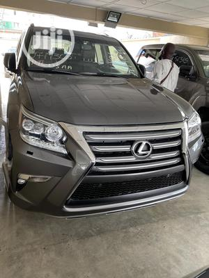 Lexus GX 2016 460 Luxury Gray | Cars for sale in Lagos State, Surulere