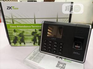 Zkteco Lx17 Biometric Fingerprint Time Attendance Machine | Safetywear & Equipment for sale in Lagos State, Ikeja
