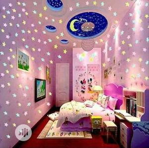 Glow in the Dark Wall Sticker / Christmas Decor | Home Accessories for sale in Oyo State, Ibadan