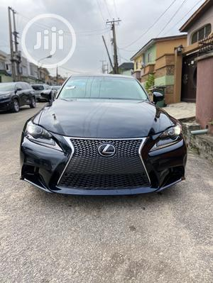 Lexus IS 2015 350 AWD Black   Cars for sale in Lagos State, Ikeja