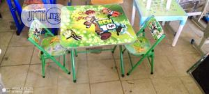 Quality Children Reading Table And Chair   Children's Furniture for sale in Lagos State, Alimosho