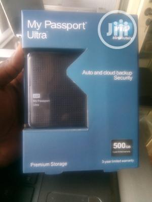 500GB WD My Passport Ultra   Computer Hardware for sale in Lagos State, Ikeja