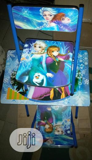 High Quality Foldable Cartoon Character Kids Table & Chairs | Children's Furniture for sale in Abuja (FCT) State, Kubwa