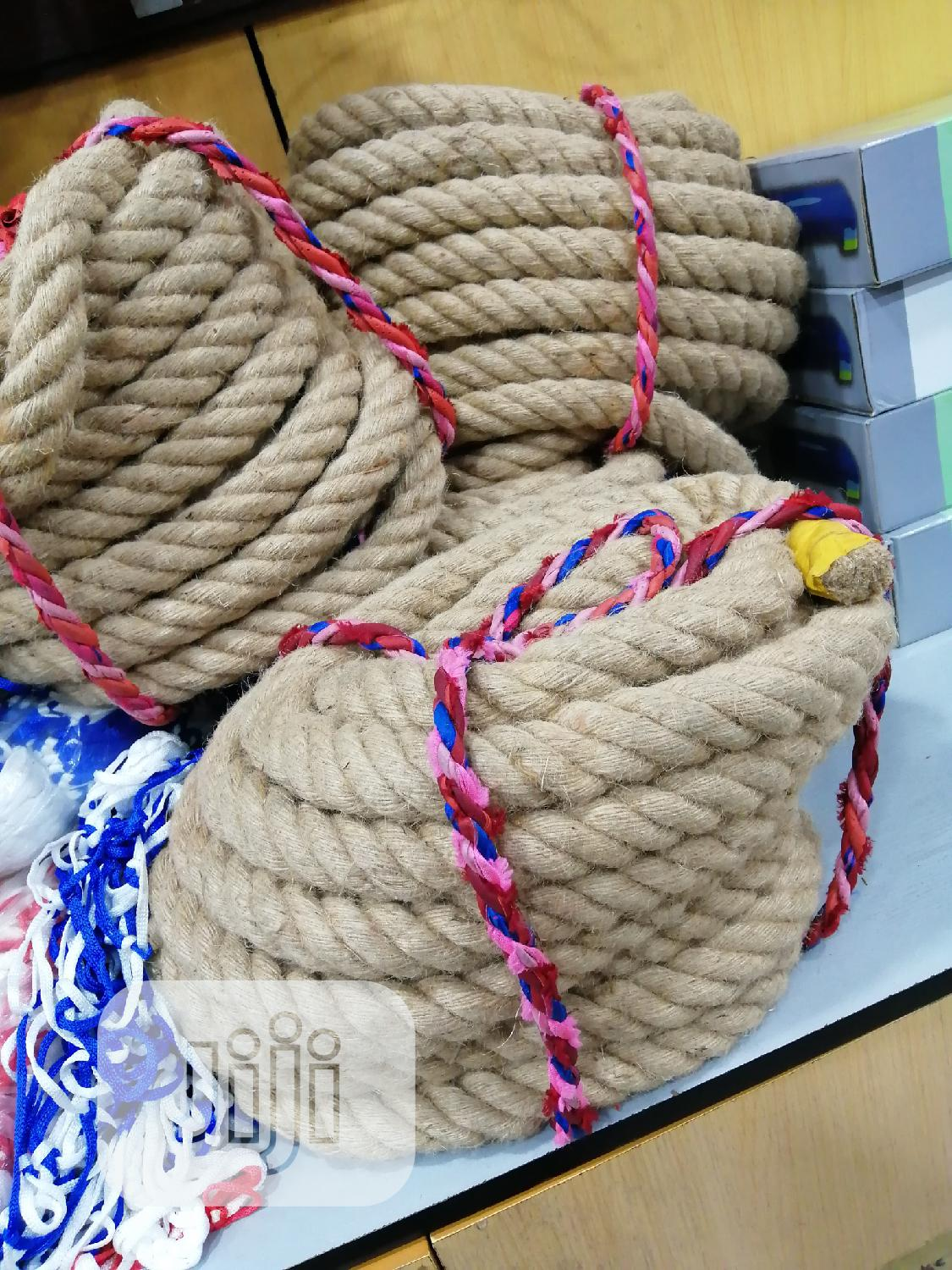 Thug Of War Rope   Sports Equipment for sale in Badagry, Lagos State, Nigeria