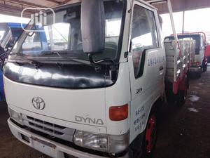 Toyota Dyna 200 2000 White | Trucks & Trailers for sale in Lagos State, Apapa