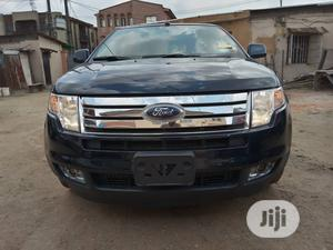 Ford Edge 2009 SE 4dr FWD (3.5L 6cyl 6A) Blue | Cars for sale in Lagos State, Ifako-Ijaiye
