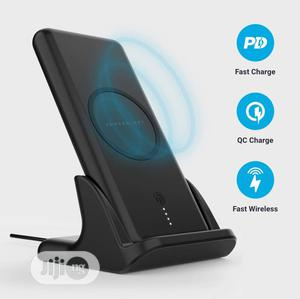 Powerology 2 in 1 Fast Wireless Power Bank 10000mah | Accessories for Mobile Phones & Tablets for sale in Lagos State, Ikeja