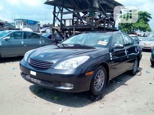 Lexus ES 2003 330 Black | Cars for sale in Lagos State, Apapa