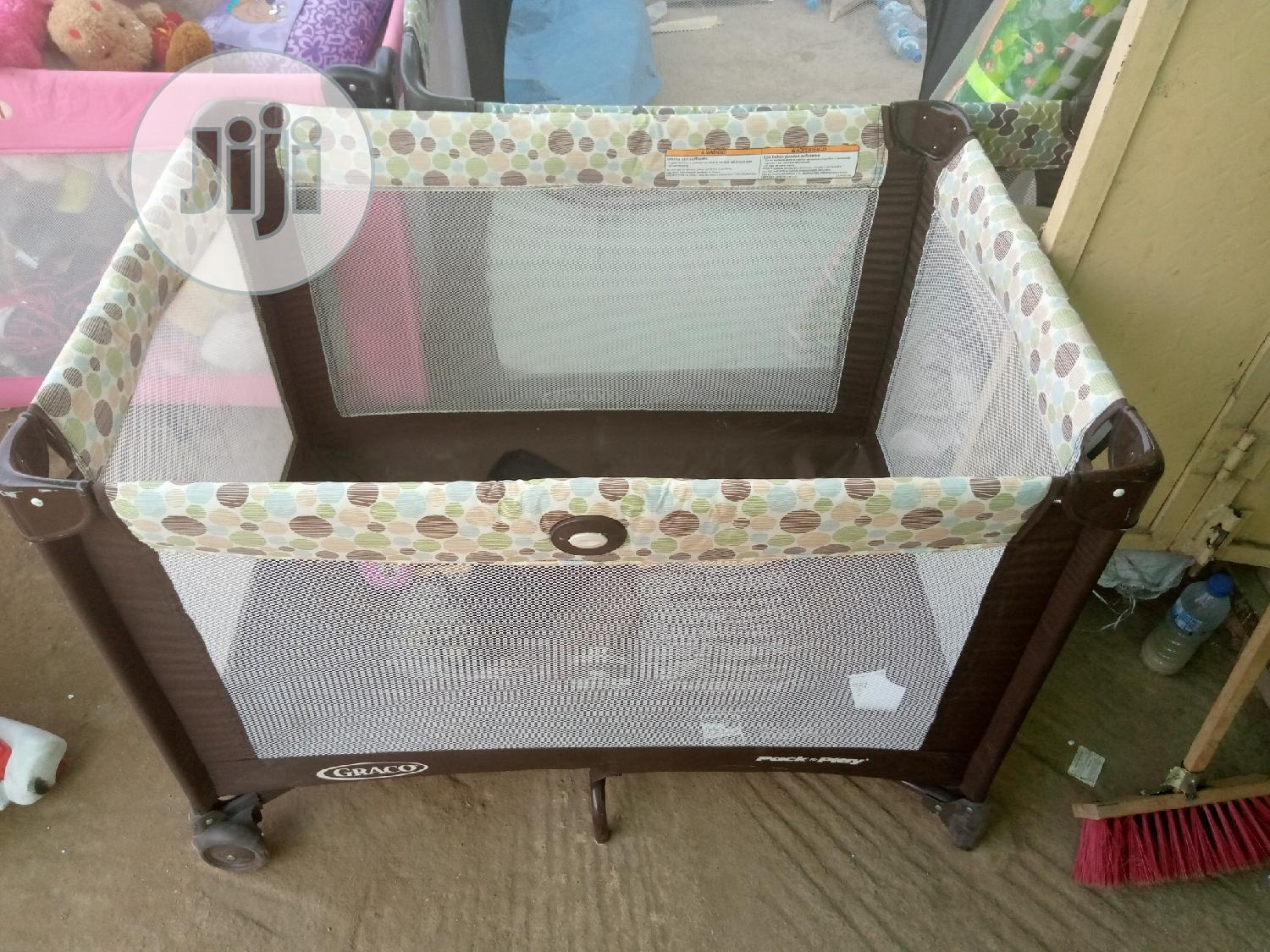 Neatly Used Baby Cots
