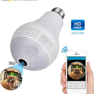 Bulb Camera - 360 Degree View | Security & Surveillance for sale in Delta State, Warri