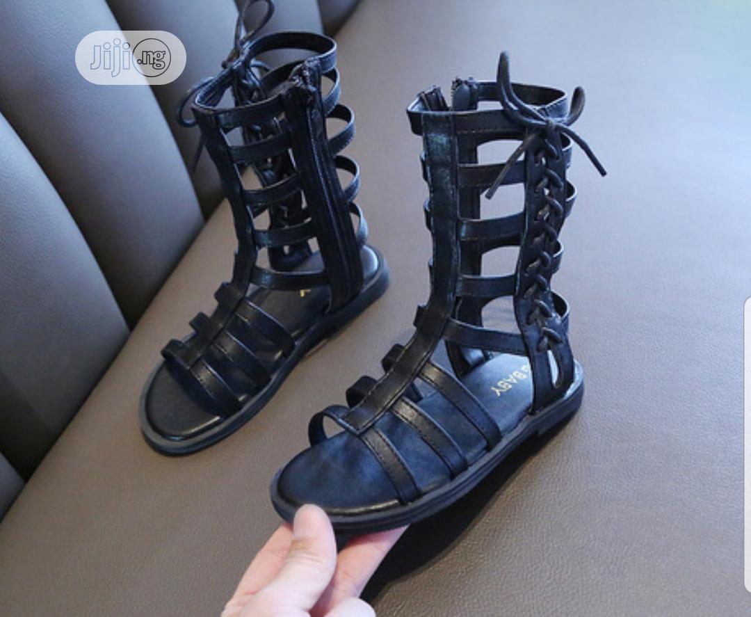 Unique Children Sandals