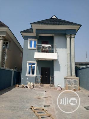 Specious 4bedroom Detached Duplex, At Abule Egba   Houses & Apartments For Sale for sale in Ipaja, Ayobo