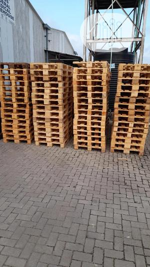 Neatly Imported Wooden Pallet   Store Equipment for sale in Lagos State, Agege