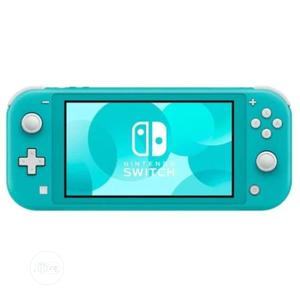 Nintendo Switch Lite Hybrid System Armor - Turquoise   Video Game Consoles for sale in Lagos State, Ikeja