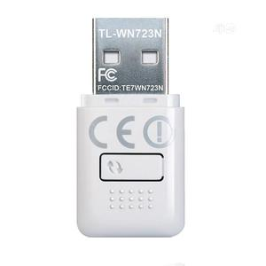 150mbps Mini Wireless N USB Adapter Tl-wn723n- Tp Link N29 | Networking Products for sale in Lagos State, Alimosho