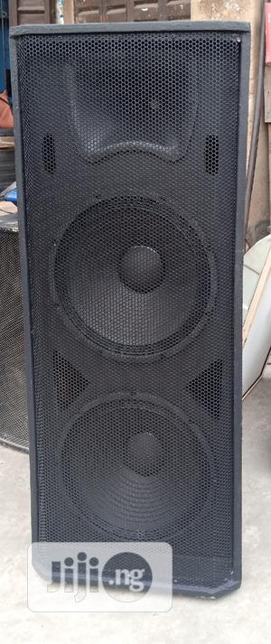 Speaker 15inches Double Local | Audio & Music Equipment for sale in Lagos State, Mushin